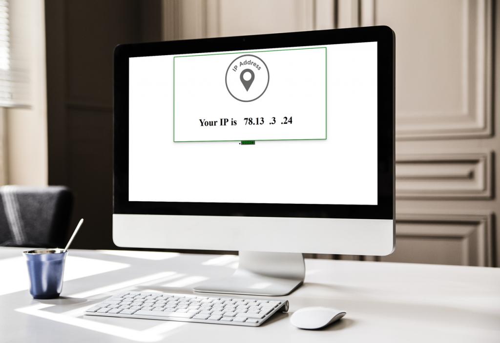 پروژه آنلاین دریافت IP